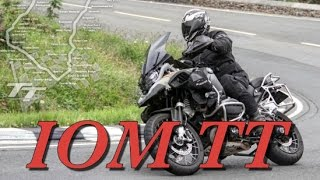 getlinkyoutube.com-BMW R1200GS Adventure On The Isle Of Man TT Course