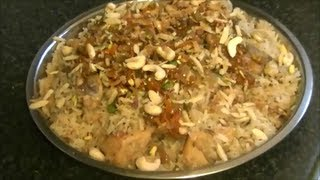 getlinkyoutube.com-KABULI PULAO (Afghani Pulao) *COOK WITH FAIZA*