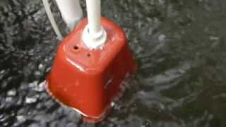 getlinkyoutube.com-Homemade Aeroponic System - Air Powered Water Pump - Here Is How To Do It!