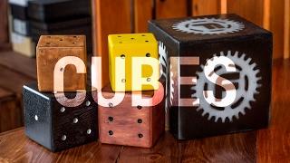 getlinkyoutube.com-Interior Dices Props (Cubes)