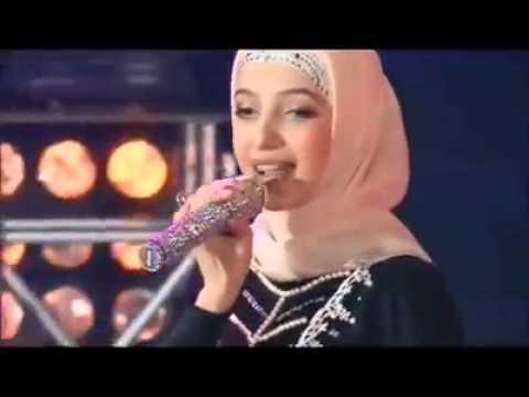 أغنية رائعة مغنيات مسلمات محجبات من الشيشان