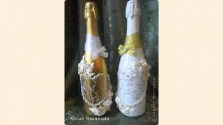 getlinkyoutube.com-Botellas decoradas boda