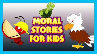 Moral Stories For Kids  Bedtimes Story Collection