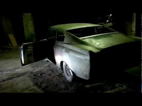 Москвич 2140 Fastbeck coupe Wild Style Design.mp4