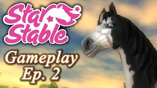 getlinkyoutube.com-★ Star Stable Online Gameplay ★ ~ Episode 2: Buying a New Paint Horse
