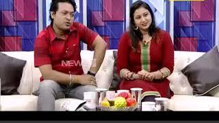 BREAKFAST ODISHA with  Singer Smita Panda (29.08.17)