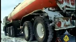 getlinkyoutube.com-وثائقي - سائقو شاحنات في عالم خطر سيبيريا
