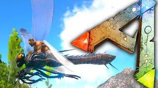 getlinkyoutube.com-Ark Survival Evolved - Riding DragonFly / Dimorphodon , Arkbox / New Item Extensions Mods