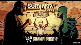 WWE Survivor Series 2013 Theme Song - How I Feel by Flo Rida HD