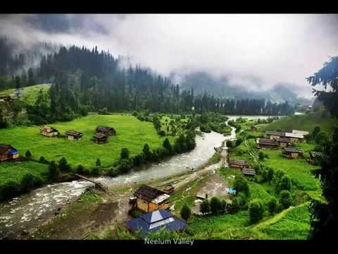 Azad Kashmir, The Beauty on Earth (Zafar Hayat Khan, Habib Khel)