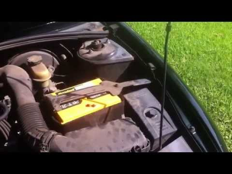 Replace DRL relay on Saturn