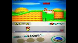 New Super Mario Bros DS [Monde 1]