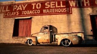 """getlinkyoutube.com-""""Gunsmoke"""" Slammed 1948 LS Swap 3100 Chevrolet Hot Rat Street Rod  Pro Touring FOR SALE"""