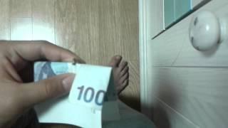 지폐 마술 해법