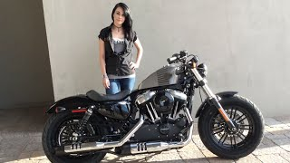 getlinkyoutube.com-2016 Harley-Davidson Forty-Eight