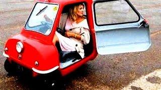 getlinkyoutube.com-10 Weirdest Cars In The World