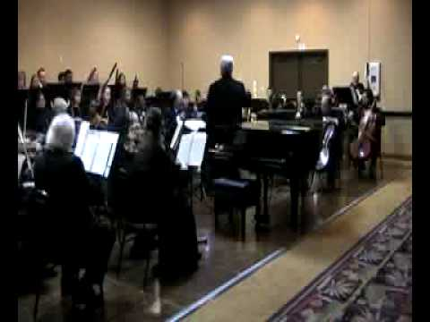 "West Covina Symphony performs Glinka's  ""Overture to Ruslan and Ludmilla"""