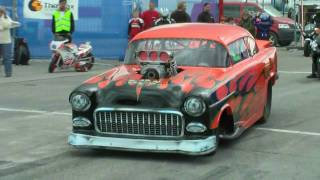 getlinkyoutube.com-Tore Graneggen Blown Alky 55 Chevy   00088.avi