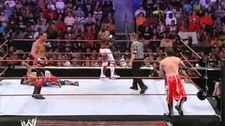 getlinkyoutube.com-Paul London and Brian Kendrick vs WGTT - Raw, 18 June 2007