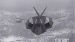 getlinkyoutube.com-F-117 Nighthawk Stealth Strike Aircraft