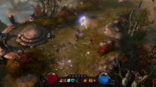 Diablo 3 Gameplay Video Part 2