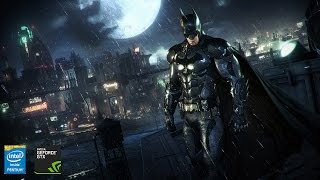 How To Fix Lag/Shuttering,Glitches In Batman Arkham Knight (No Patch)