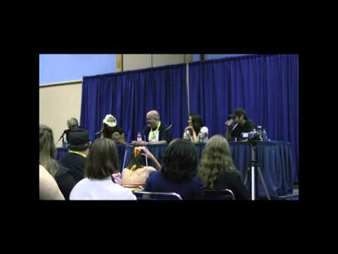 Voice Actors Unplugged Metrocon 2011: Scott McNeil Doll