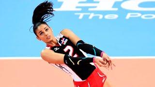 getlinkyoutube.com-Winifer Fernandez - Beautiful Volleyball Girl