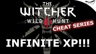 getlinkyoutube.com-Witcher 3 Cheats: Leveling up from level 1 to 70! [XP | Experience Points | Cheat Engine | Trainer]