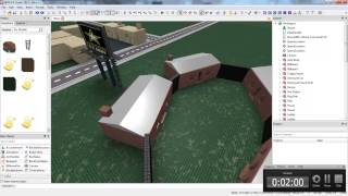 getlinkyoutube.com-Roblox Making A Game Part 4: Dev Gun