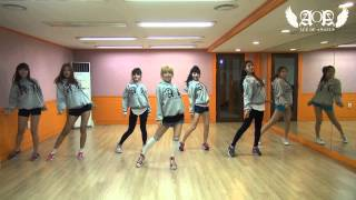 getlinkyoutube.com-AOA - GET OUT  (Dance ver. / Practice Video)