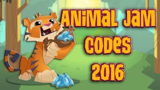 getlinkyoutube.com-FREE Animal Jam Gem, Gift & Diamond Promo Codes – Working 2016