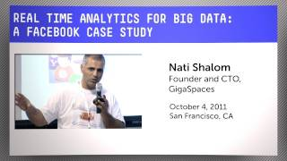 Realtime Analytics for Big Data: A Facebook Case Study