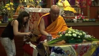 "Kyabje Zong Rinpoche ""EMPTINESS""  Singapore Day 2"