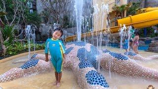 getlinkyoutube.com-N'Prim W263 เด็กจิ๋ว@Mercure Pattaya Ocean Resort ตอน2 เล่นสวนน้ำ