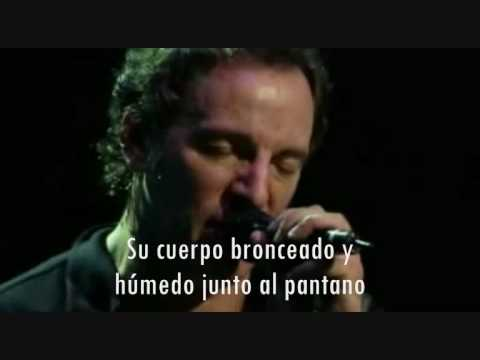 The river - Bruce Springsteen (subtitulos espaol)