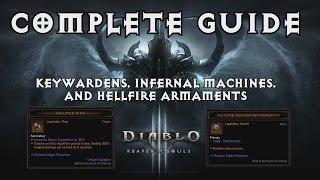 getlinkyoutube.com-D3 Reaper of Souls: Keywardens, Infernal Machines, and Hellfire Armaments Complete Guide (2.1.0)