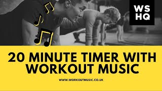 getlinkyoutube.com-20 Minute Countdown Timer With Workout Music