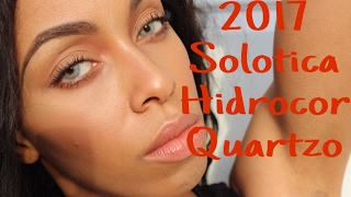 Solotica Hidrocor Quartzo 2017: Did it change?