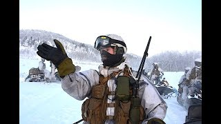 getlinkyoutube.com-US Marines NATO Exercise in The Cold