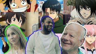getlinkyoutube.com-Passanten Über Anime-Figuren #1