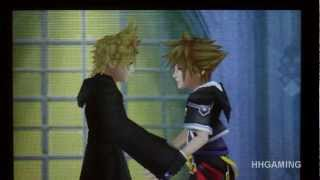 getlinkyoutube.com-Kingdom Hearts 3D - Xion & Roxas ending English walkthrough part 57 HD KH3D Dream Drop Distance KH3