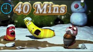 getlinkyoutube.com-Larva 2015 New Episodes 40 mins Non-stop! Funny Larva