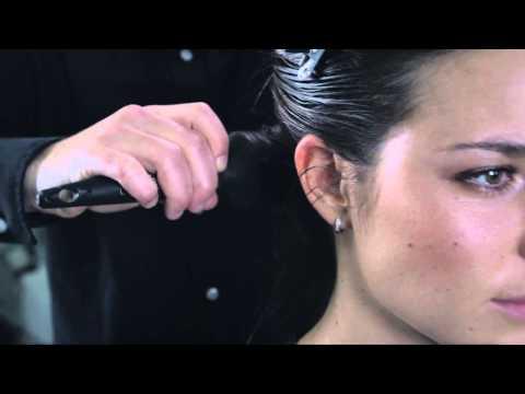 TRESemmé Danmark Get the look - Sofistikeret glat catwalk hår - fra MB Fashion Week NY AW13.