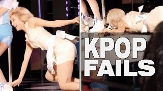 getlinkyoutube.com-KPOP FAIL COMPILATION 2015  VIDEO
