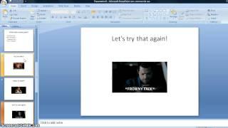 getlinkyoutube.com-Instructional Video- Making an Interactive PowerPoint Presentation