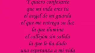 getlinkyoutube.com-mi vida eres tu - el dragon ( lyrics )