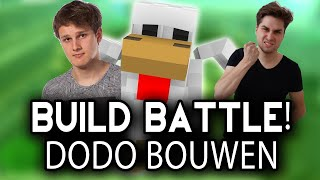 getlinkyoutube.com-DODO BOUWEN MET RONALD! - Build Battle #1