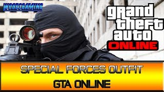 getlinkyoutube.com-GTA 5 Online: Special operations Outfit & pilot Headset Glitch (Basic National Guard)
