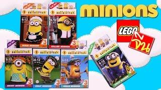 getlinkyoutube.com-รีวิว เปิดกล่องของเล่น เลโก้ จีน!! มินเนี่ยน อย่างฮา (Minions)
